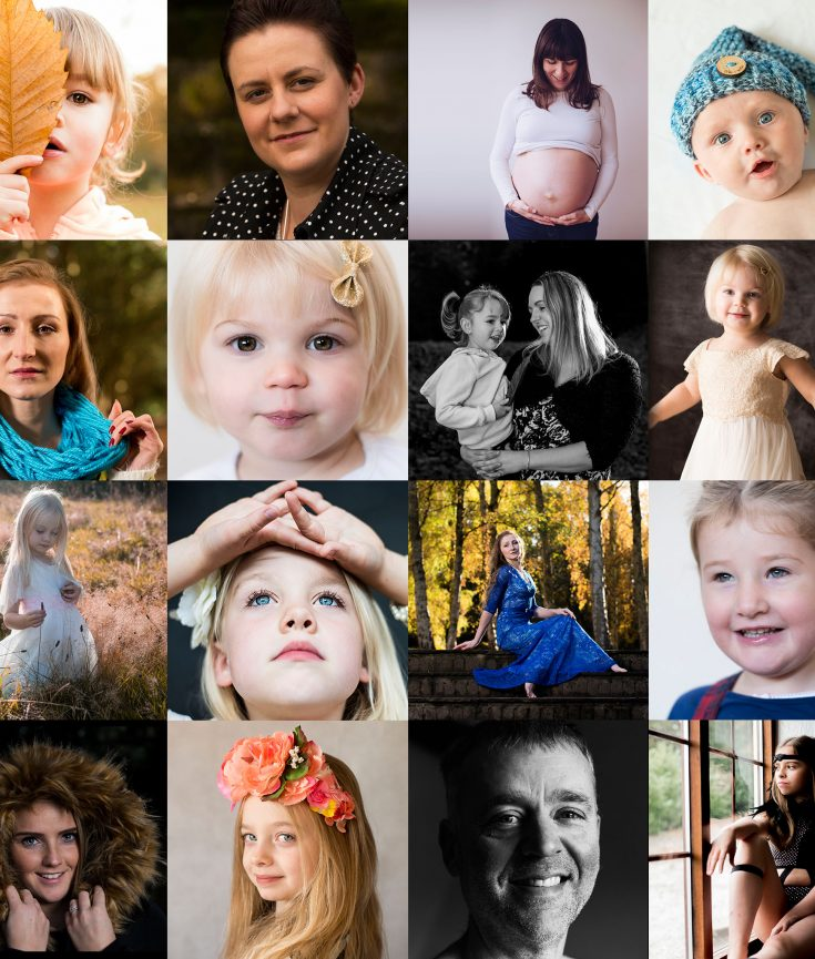 portrait photography child models children babies maternity photoshoot