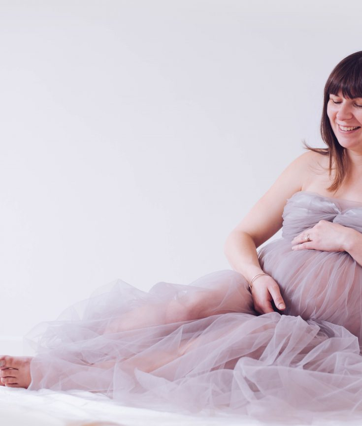 Maternity Photoshoot Pregnant 37 weeks Bump