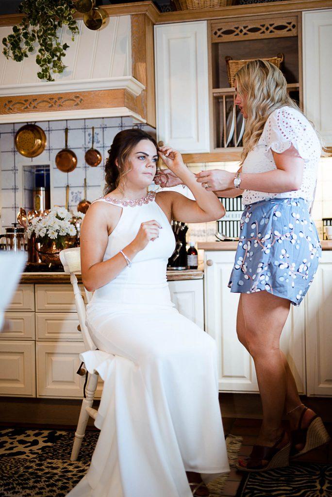 Prom Make Up School Prom Dress Telford Shropshire Photographer