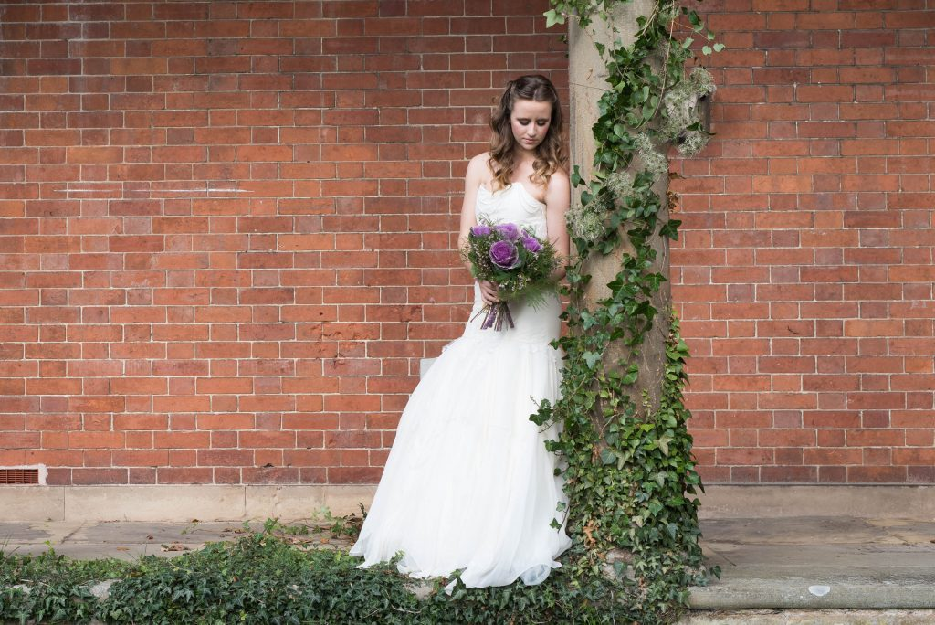 Netley Hall Wedding Photographer Shrewsbury Shropshire Wedding Venue Bride