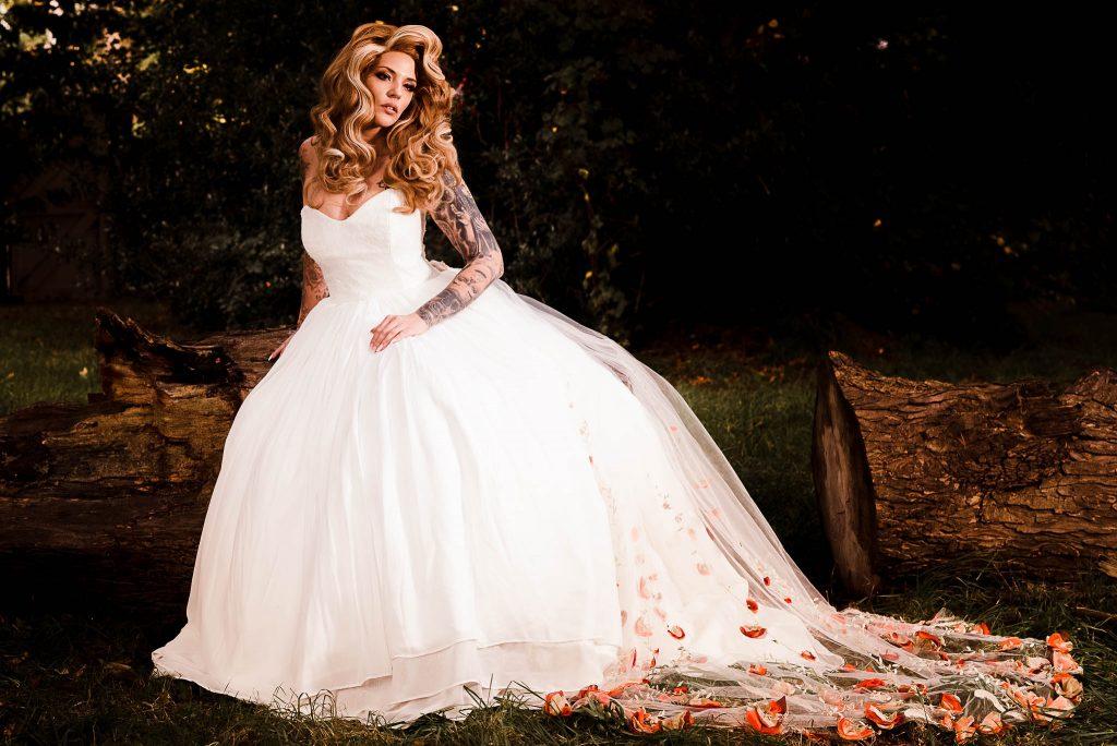 Netley Hall Wedding Photographer